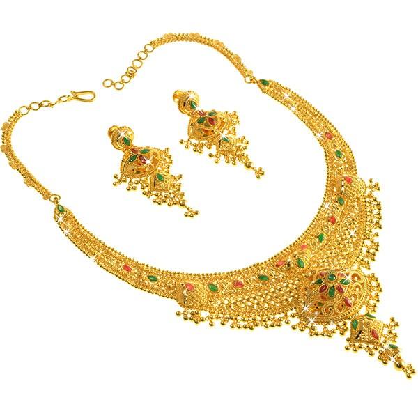 Necklace 102 Bombay Jewellery